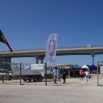 1ª Dia - 1º Boca da Barra à Vela