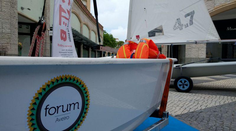 CNBB une esforços com o FORUM AVEIRO em ação de divulgação da prática de vela