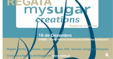 1ª Regata  MYSUGAR – 16 de Dezembro 2017 – Regata do Chocolate –