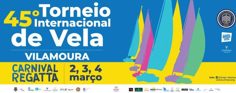 CNBB presente no 45º Torneio de Vela Vilamoura