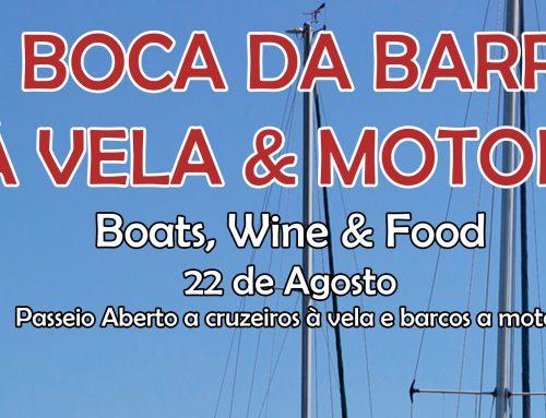 6º Boca da Barra à Vela & Motor